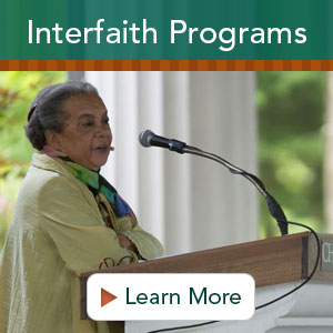 Interfaith Programs